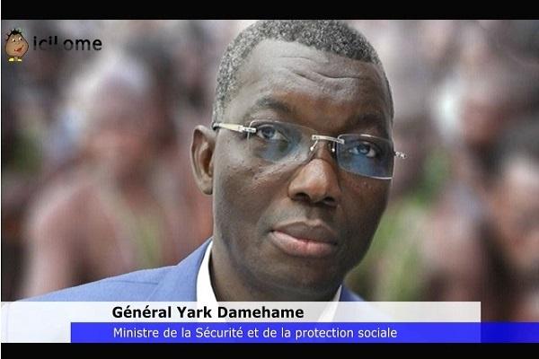 Yark Damehame : « Les armes de guerre ne sont pas autorisées aux civils »