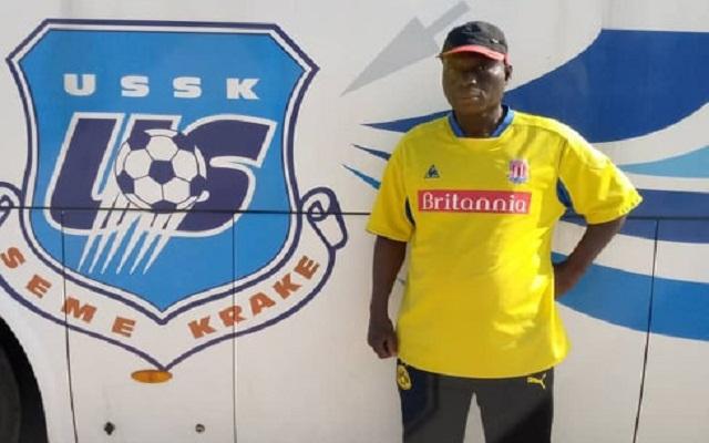 Football : Un coach togolais pour l'USS Kraké du Bénin