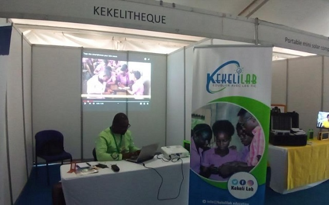 Kekelithèque dans le Top 40 Africain