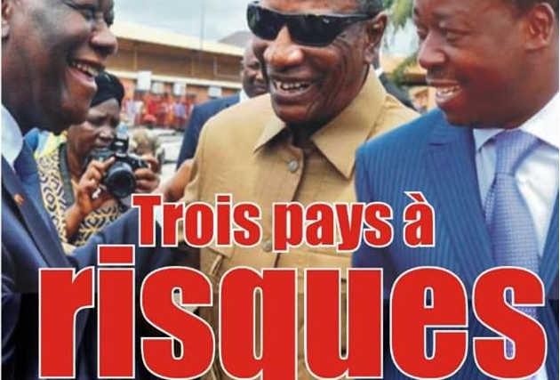 Présidentielles en 2020 : Côte d'Ivoire, Guinée et Togo , Trois pays à risques