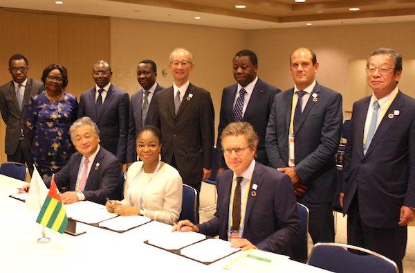 Le Togo signe un protocole d'accord avec CFAO pour renforcer l'administration et développer les énergies propres