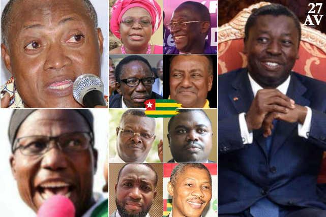 Togo, Préparation à 2020 Pouvoir et Opposition : État des lieux … de Pseudo Prophéties sur l'Alternance