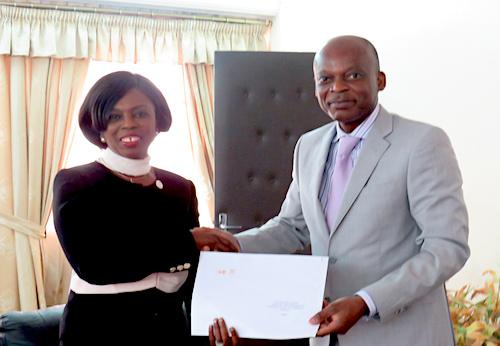 L'UNFPA a un nouveau représentant au Togo