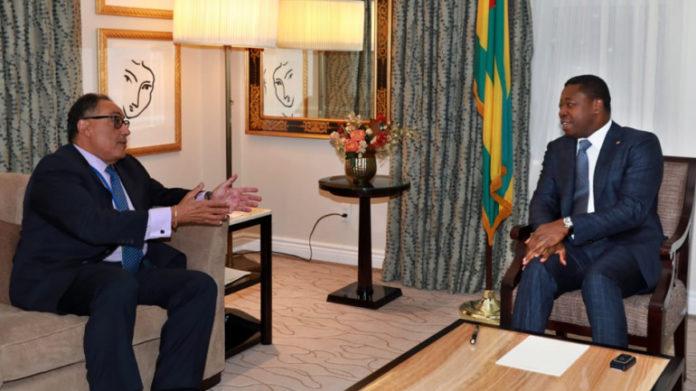 A New York, le Chef de l'Etat s'est entretenu avec le vice-président de la Banque Mondiale