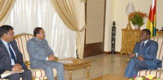 Le Togo et l'Inde envisagent un partenariat dans le numérique
