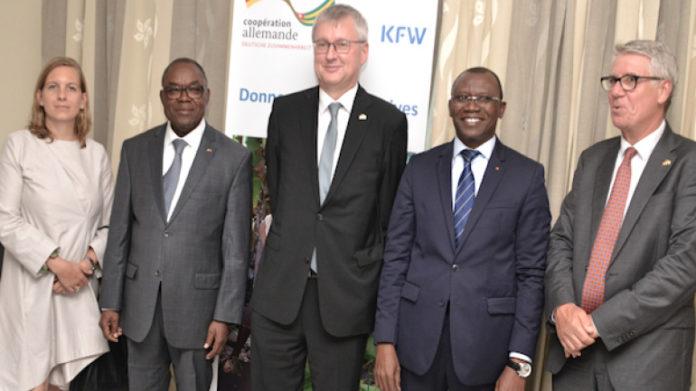 Le Togo bénéficie de 5 milliards FCFA de l'Allemagne pour la poursuite du processus de décentralisation