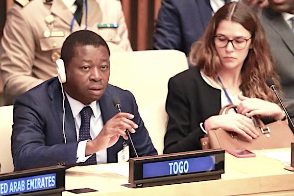Le Togo réitère son engagement pour la paix au Burkina Faso et la lutte contre le terrorisme