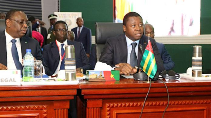 Lutte anti-terrorisme : à Ouagadougou, le Chef de l'Etat plaide pour une approche communautaire et concertée