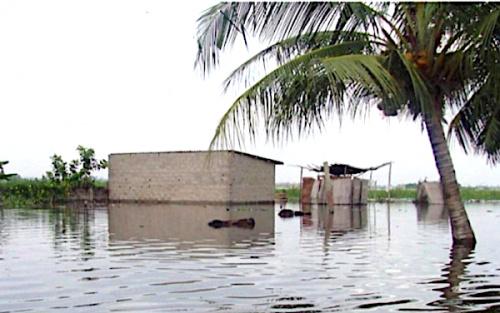 Risque de pluies diluviennes : le gouvernement invite à la prudence