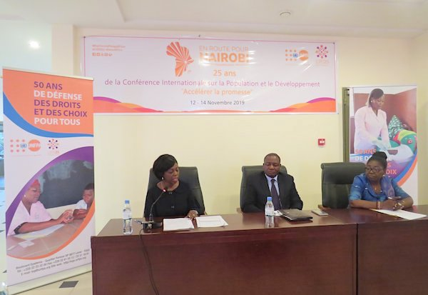 Le Togo en route pour la conférence internationale sur la population et le développement (CIPD) à Nairobi