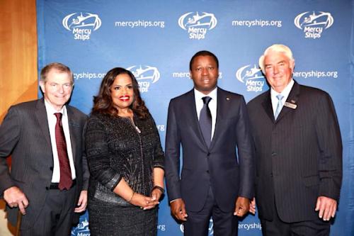 Faure Gnassingbé : « aucune discrimination ne doit exister lorsqu'il s'agit de la santé pour tous »