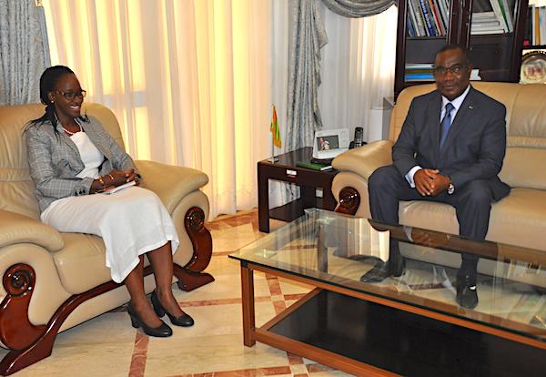 Au Togo, la capacité d'exécution des opérations, « au cours des douze derniers mois, a été bonne » selon la Banque mondiale