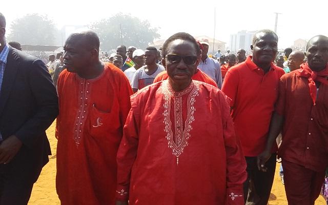 Présidentielle 2020 : La candidature unique de l'opposition ne pose pas problème chez Me Agboyibo