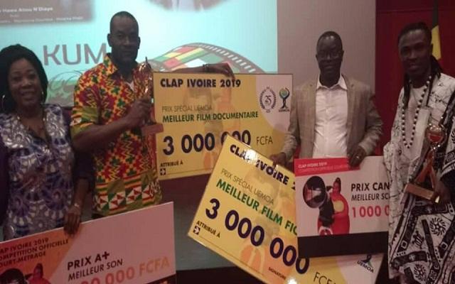 Clap Ivoire 2019 : Le Togo ramène 4 prix