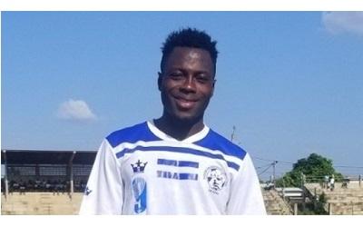 Enfin le buteur Kossi Koudagba quitte son pays natal