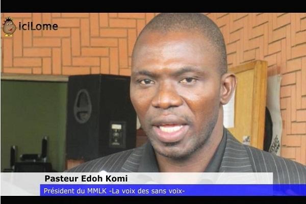 Edoh Komi lance une mobilisation en soutien au mouvement 'CLAUDE MUST GO'