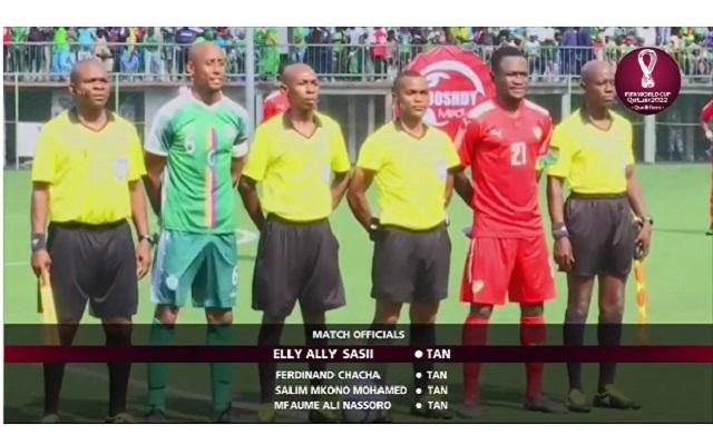 Prélim CM 2022/Togo vs Comores : Comment suivre le match?