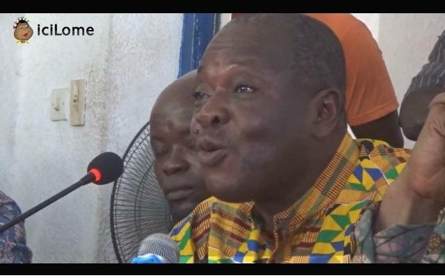 James Amaglo des FDR élu Maire à Hédzranawé