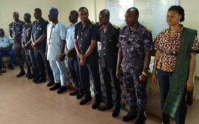 La DG de l'EPAM dirige désormais aussi la Mutuelle de la police togolaise