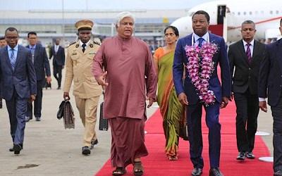Faure Gnassingbé de nouveau en terre sri-lankaise