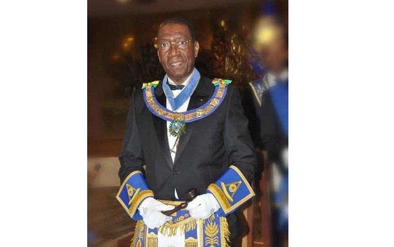 Franc-maçonnerie : Un Conseiller de Faure Gnassingbé élu Grand Maître de la Grande Loge nationale