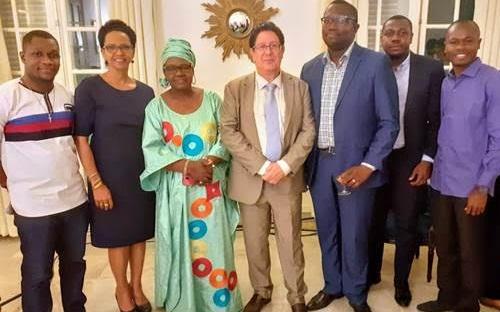 La 11ème édition du concours international « Génies en herbes OHADA » organisée à Lomé