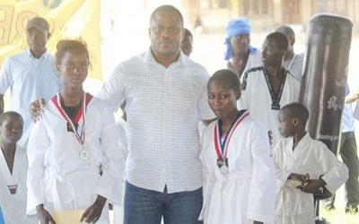 Taekwondo : Pari réussi pour les organisateurs de « Djossoudo Challenge Kicking »