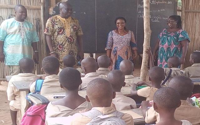 Des établissements scolaires confrontés à des effectifs pléthoriques dans les salles de cours