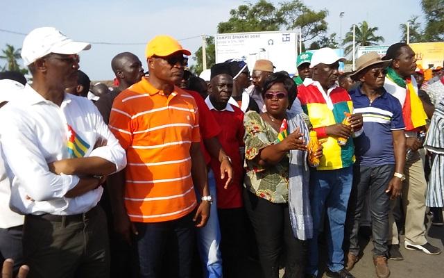 Opposition togolaise: La Nature…toujours dans ses œuvres