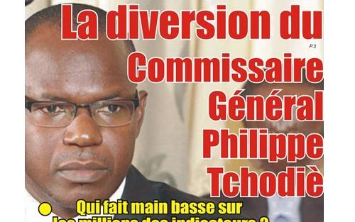 Contentieux OTR-Moov/La diversion du Commissaire Général Philippe Kokou Tchodiè : Qui fait main basse sur les millions des indicateurs ?