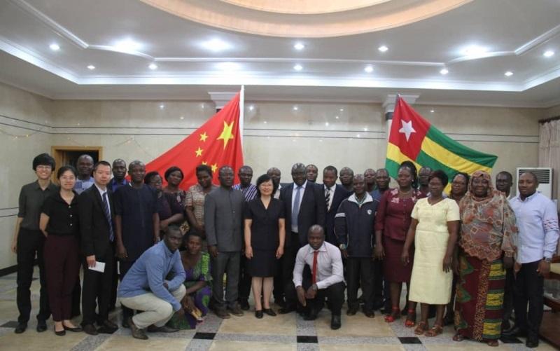Réduction de la pauvreté : Des cadres de l'administration togolaise en Chine pour apprendre des expériences de ce pays