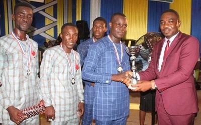L'EPT Gbenyedzi succède à elle-même au championnat biblique