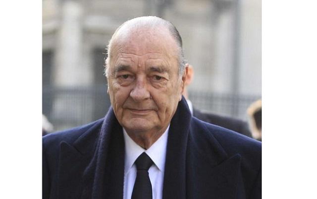 L'« ami personnel » de Gnassingbé Eyadéma, Chirac est décédé
