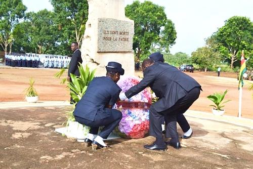 23 septembre : le Togo rend hommage à ses martyrs