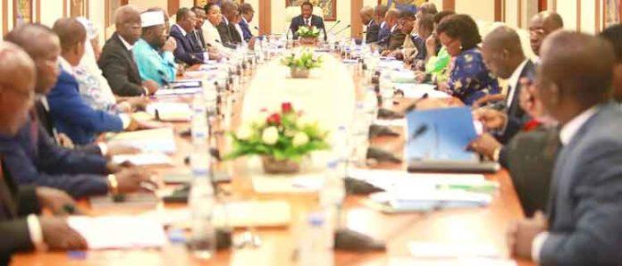Communiqué du conseil des ministres du mercredi 18 septembre 2019                                                                            18 septembre 2019