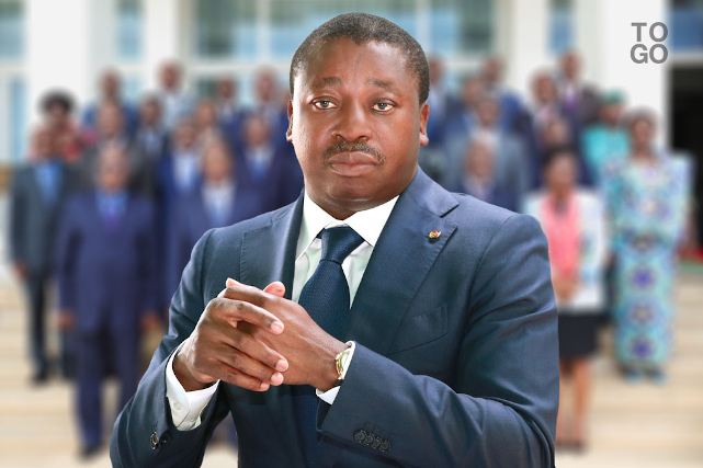 Togo / 4e mandat de Faure, Tournée d'explication annoncée : La Grande Manipulation en perspective; Faure sur les traces d'Eyadema en 2003