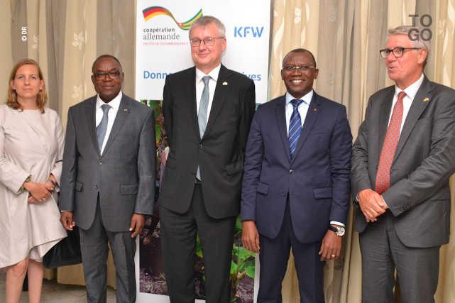 Togo, Le cycle d'un assistanat maladif : 5 milliards FCFA de l'Allemagne pour la construction des mairies