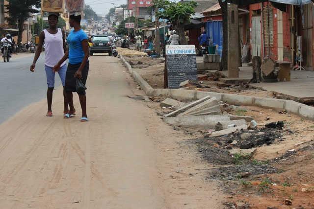 Togo : Réouverture annoncée du Boulevard des Armées, Qu'est-ce qui ne va pas mon Président ?