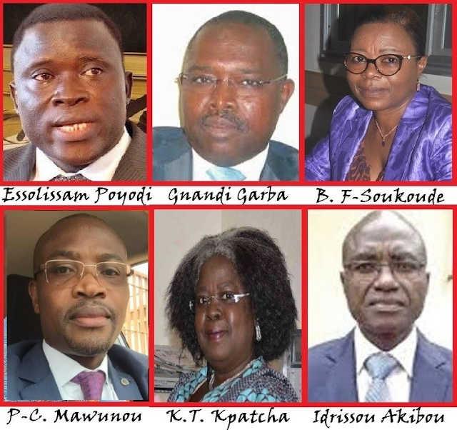 Togo, Magistrature et affectations : Stop aux Septennats des juges, sources de Dérives et de Corruption !