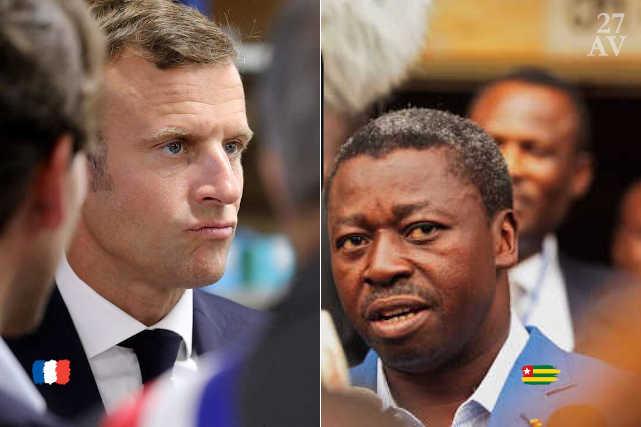 Togo – France : Macron et Gnassingbé, les revers de la pilule qui ne passe pas
