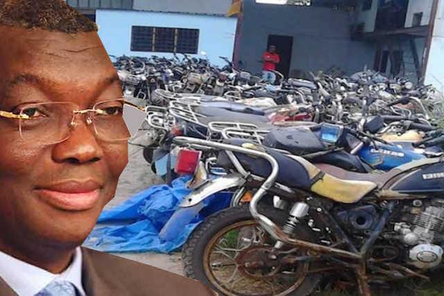 Togo, Saisie à tout-va d'engins à Lomé : Le Gangstérisme élevé au rang d'étique par les Forces de l'ordre et de sécurité
