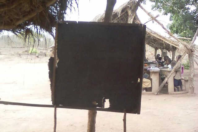 Togo, Éducation : Chiffres flatteurs, Réalités révoltantes