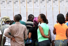 La Ceni effectue une simulation grandeur nature de révision des listes électorales