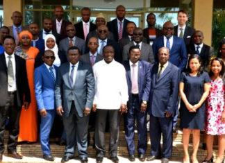 Les Cours des Comptes de 5 pays africains renforcent leurs capacités à Lomé