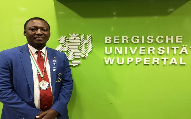 Taekwondo : Le Togolais Marcel Segbeame brille en Allemagne