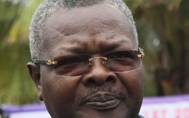 Présidentielle 2020 : Agbeyomé Kodjo candidat