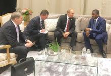 Le premier sommet Russie-Afrique a lieu cette semaine