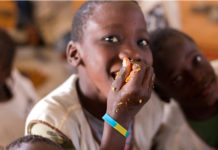 La malnutrition en recul grâce aux projets dans le secteur agricole et aux cantines scolaires