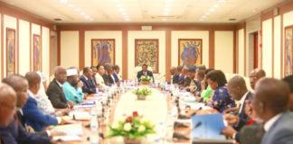 Le gouvernement a tenu son conseil des ministres ce vendredi