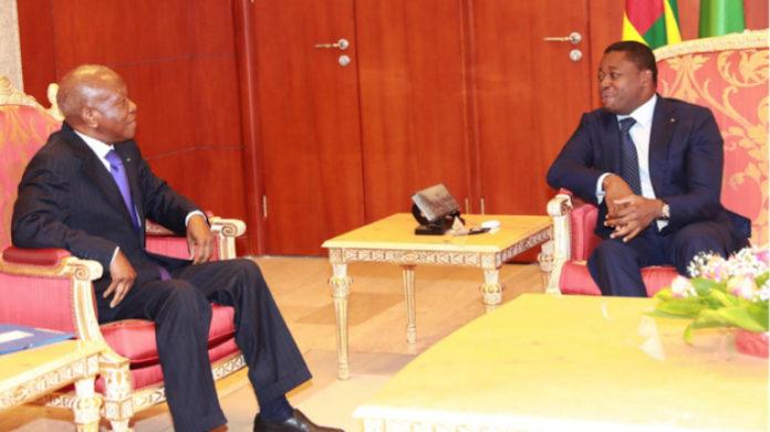 Les Chefs d'Etat et de gouvernement du Conseil de l'Entente seront à Lomé le 29 novembre